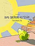 Five Meters of Time/Fem Meters Tid: Children's Picture Book English-Danish (Bilingual Edition/Dual Language)