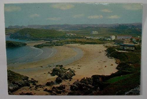 Antigua postal. Old post card. Nº 263. BARRO. (Llanes-Asturias)