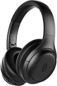 TaoTronics Active Noise Cancelling Headphones [Upgraded] Bluetooth Headphones SoundSurge 60 Over Ear Headphone