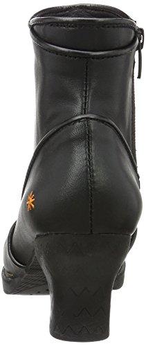 Harlem Short nero Nero Ladies Art Boots qEWx6X5n