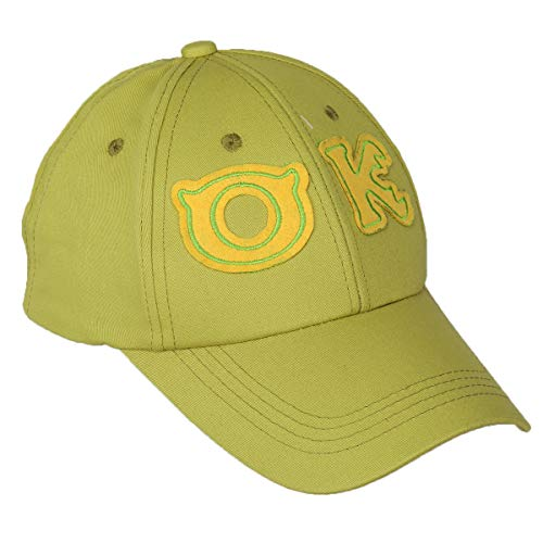 Pandacos Monsters University Oozma Kappa Baseball Cap Cosplay Mütze aus Baumwolle Verstellbare Größe Kostüm - Monsters University Kostüm