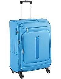 Delsey Manitoba luggage Trolley Esp 4R 68 light blue