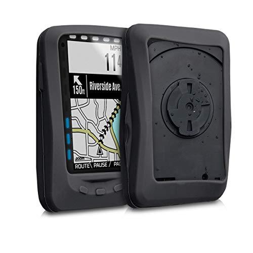 kwmobile Funda para Wahoo Elemnt - Carcasa de Silicona para GPS -...