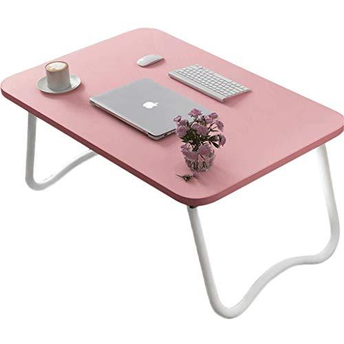 Einfaches Bett Schreibtisch/Computer Schreibtisch Verstellbarer Tragbarer Laptop-Schreibtisch Faltbares Sofa Frühstücksraum, Laptop-Schreibtisch (Farbe : A3, größe : 600X400X280mm) -