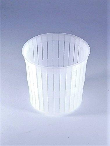 Käseform 5x5cm - 100g - Ricotta - Käseformen | Korb | Käseherstellung | Lab