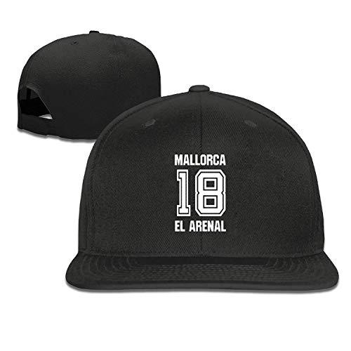 EANTE Trucker Cap Mallorca EL Arenal Herren Mützen für Frauen Klassische Sportarten Casual Uni Sonnenhut