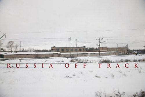 Russia Off Track: Trans Siberian Railway -