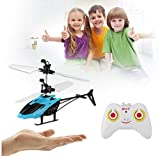 Zest 4 Toyz Mini Infrared Induction Helicopters Hand Sensor Airplane Aircraft Kids Electric