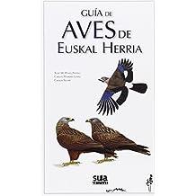 Guía de aves de Euskal Herria (Guías natura)