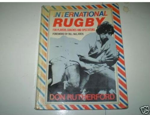 International Rugby por Don Rutherford