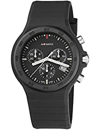 M-WATCH Maxi 42 Analog Black Dial Men's Watch-WYO.15420.RB