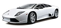Lamborghini Murcielago Lp640, White Maisto Special Edition 31148 1/18 Scale Diecast Model Toy Car