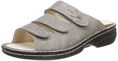 finn comfort kos damen offene sandalen schuhe handtaschen. Black Bedroom Furniture Sets. Home Design Ideas