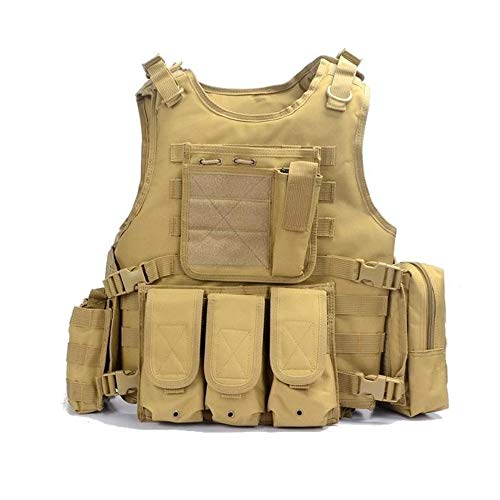 WOLIORS Military Tactical Vest C...