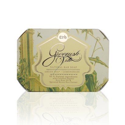 ERB Greenish Ville Natural Bar Soap 100 g.