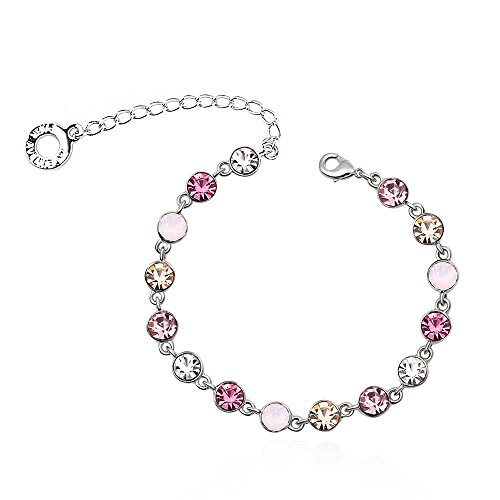 park-avenue-armband-multicolor-pink-made-with-swarovski-elements