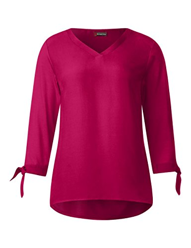 Street One T-Shirt Donna Rosa (Funky Pink 11019)