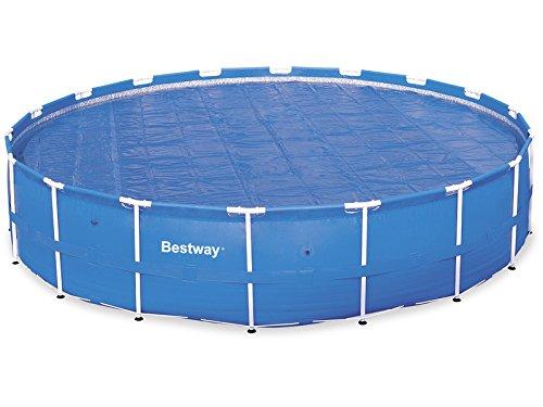 Pool Abdeckungen 521 cm. Bestway 58173 Solar (Pool-solar-abdeckungen)