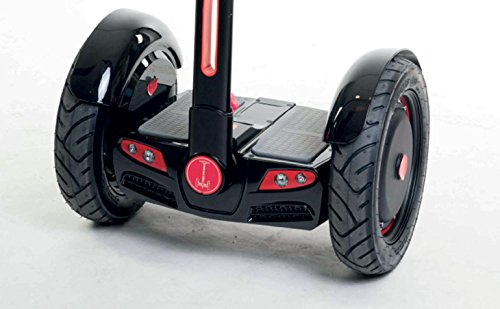Scoobu Elektro E Scooter mit Lenkstange Pro X130 Black - 2