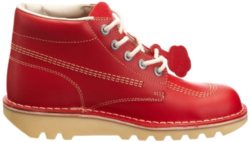 Kickers Kick Hi Core, Bottes Homme Rouge (Red)