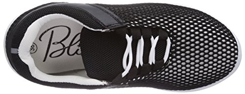 Blink Bronin-injectedL Damen Sneakers Mehrfarbig (white/black 204)