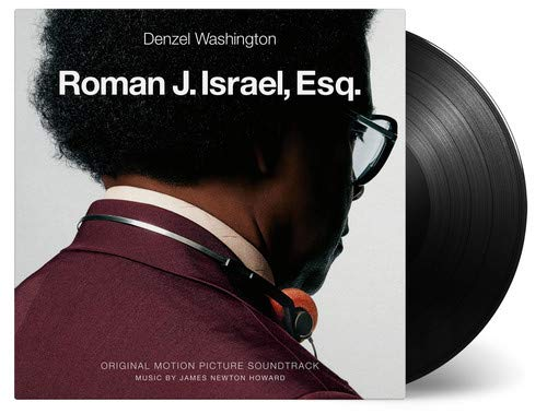 Roman J.Israel,Esq.(Ltd Lila/Gold Swirled Vinyl [Vinyl LP]