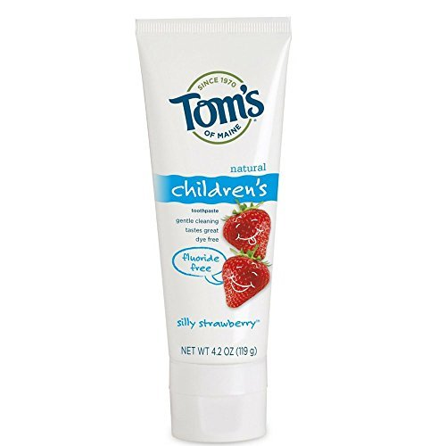 toms-of-maine-fluoride-free-childrens-toothpaste-silly-strawberry-42-ounce-by-toms-of-maine