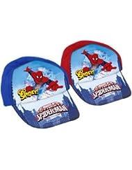 Idealcasa kids - Gorra tela spiderman go spidey azul
