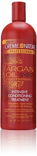 Traitement intensif professionnel à l'huile d'argan - Une brillance saine de longue durée - Hydrate et nourrit - 590 ml
