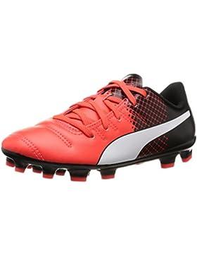 Puma Evopower 4.3 Tricks AG Jr - Zapatillas de Fútbol Unisex Niños