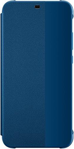 Huawei 51992314 P20 Lite Flip Tasche Blau (Handy Huawei Cover)