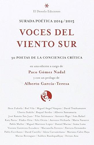 Voces del Viento Sur: Surada Poética 2014-2015 (Última Thule)