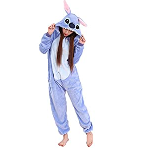 JunYito Pijama Pikachu Animale Disfraz