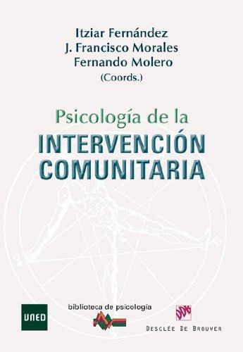 Psicología de la intervención comunitaria (Biblioteca de Psicología)