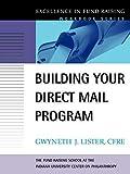 Building Direct Mail Program WBS: Workbook (J-B Fund Raising School Series)