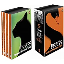 Incerto Box Set: Antifragile, The Black Swan, Fooled by Randomness, The Bed of Procrustes by Nassim Nicholas Taleb (2016-10-27)