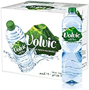 Volvic Natural Mineral Water Promo Pack - 1.5 Litre (Pack of 12)