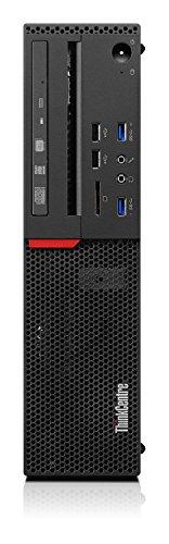Workstation Lenovo (Lenovo ThinkCentre M8003,2GHz i5–6500SFF Schwarz–PC/Workstation (i5–6500, SFF, 64-Bit, HDD, Intel Core i5–6xxx, DVD ± RW))