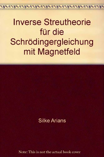 Inverse Streutheorie für die Schrödingergleichung mit Magnetfeld