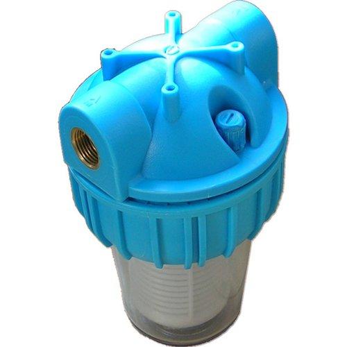 Mauk 642 Wasser-, Gewinde- und Kohle-Filter filter 3000 Liter/h, 3/4 Zoll (Teich-filter 3000)