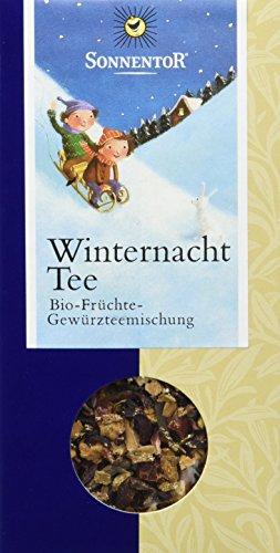 Sonnentor Winternacht-Tee lose, 1er Pack (1 x 100 g) – Bio