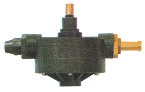GERMAC 1000 Dosiergerät für Spülmaschine für Klarspüler Ausgang 8mm Code VNR/D ø 8mm Eingang 4x6mm 1mm M12x1 PVC PTFE