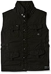 Gini & Jony Boys Jacket (121246515063 C207_CAVIAR (BLACK)(C207)_4)