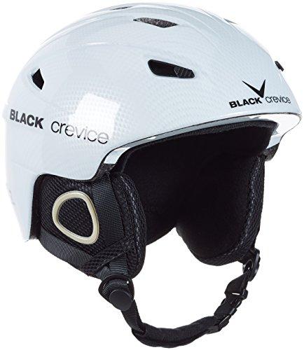 black-crevice-casco-da-sci-kitzbuhel-unisex-skihelm-kitzbuhel-bianco-carbone-xl