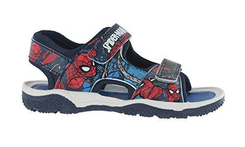 00de9a985 Spiderman Boys Blue Sport Sandal Beach Walking Childrens Shoes UK Size 8 -  Buy Online in Oman.