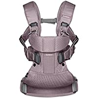BABYBJÖRN Baby Carrier One Air, Lavender violet, Mesh - ukpricecomparsion.eu