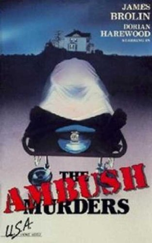 Preisvergleich Produktbild The Ambush Murders [VHS]
