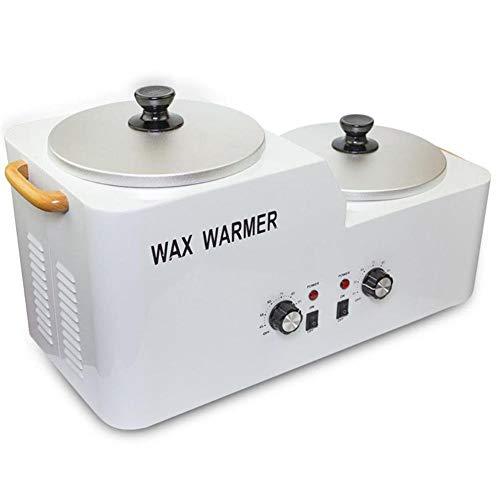 Calentador Cera Doble Bote Aluminio Calentador Cera