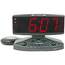 Geemarc Clearsound Wake n shake - Reloj despertador con vibración