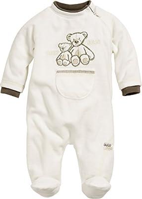 Schnizler Pyjama Overall Nicki Baby Bear, Pijama para Bebés